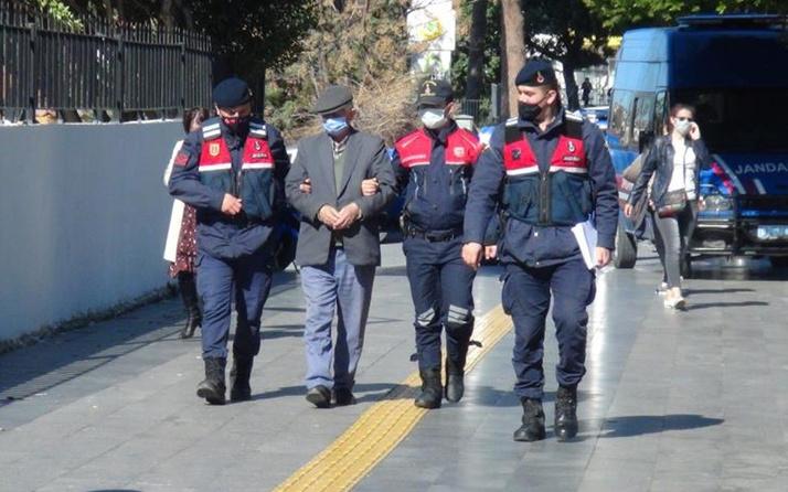 Antalya'da 77 yaşındaki şahsın minibüste 16 yaşındaki genç kızı taciz ettiği iddiası