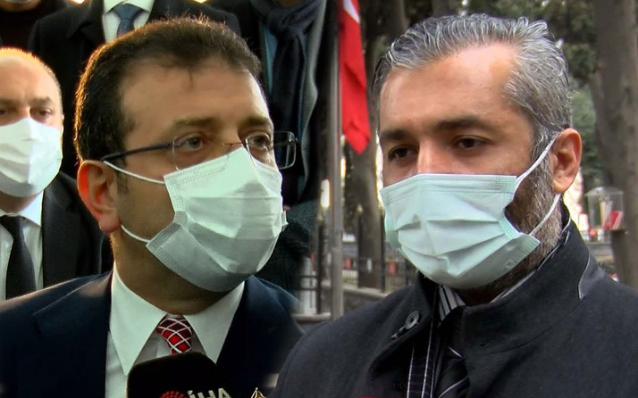 Ekrem İmamoğlu'nun 'seni bulurum' dediği Kıbrıs gazisinin yakını eski İSMEK çalışanı: Ben buradayım