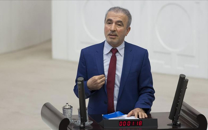 AK Partili Naci Bostancı'dan HDP'ye kapatma davasıyla ilgili dikkat çeken ifadeler