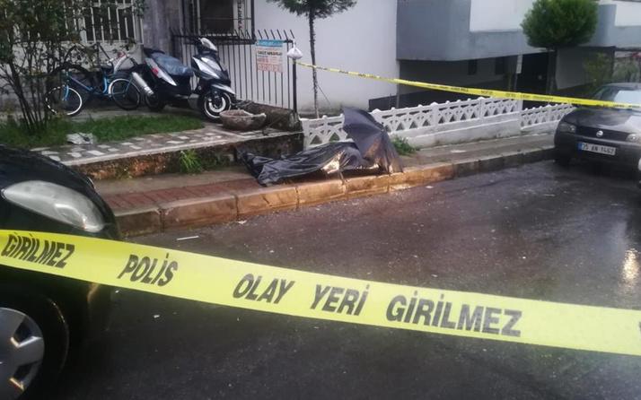İzmir'de sokak ortasında ceset bulundu! Kimliği belirlendi