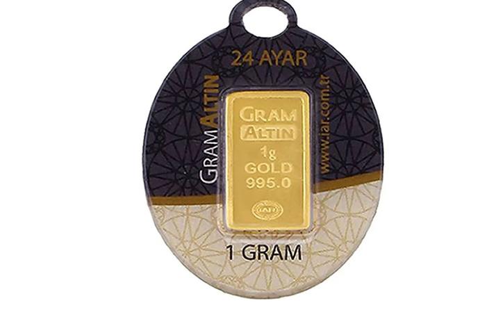 Altın fiyatları düştü! Altının gram fiyatı 524 lira seviyesinden işlem görüyor