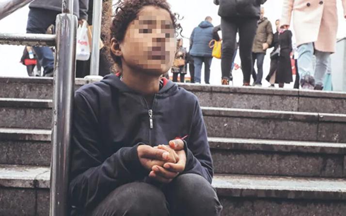 Suriyeli çocukları zorla dilendiren çeteye operasyon