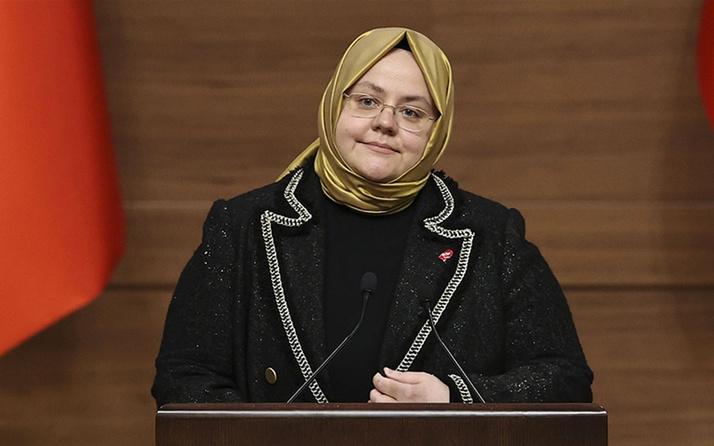 Bakan Zehra Zümrüt Selçuk'tan 'İstanbul Sözleşmesi' açıklaması