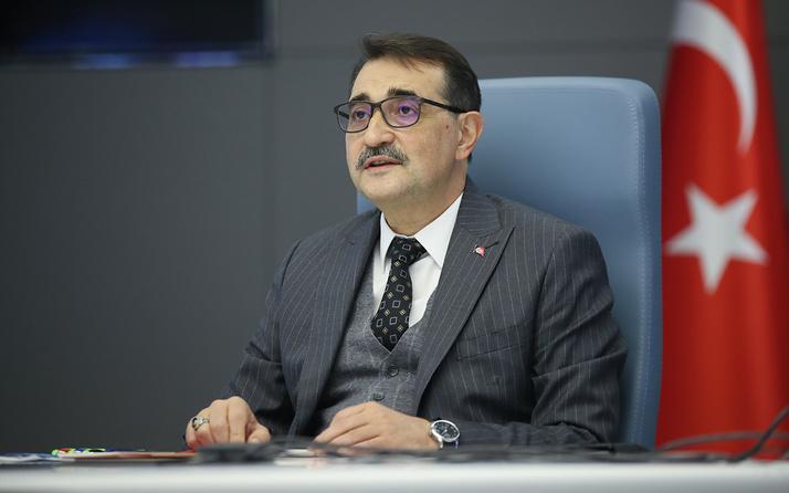 Bakan Fatih Dönmez açıkladı! Karadeniz'deki doğalgaz ne zaman ihtiyacı karşılayacak?