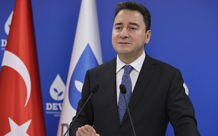 DEVA Partisi Lideri Ali Babacan'dan hükümete Perinçek tepkisi