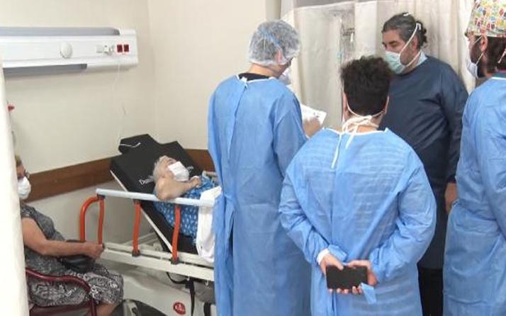 Yeni Covid-19 araştırması! Taburcu edilen üç kişiden biri hastanelik oldu