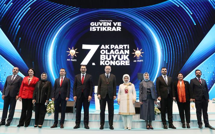 AK Parti'de MYK belli oldu! İşte o isimler ve görevleri