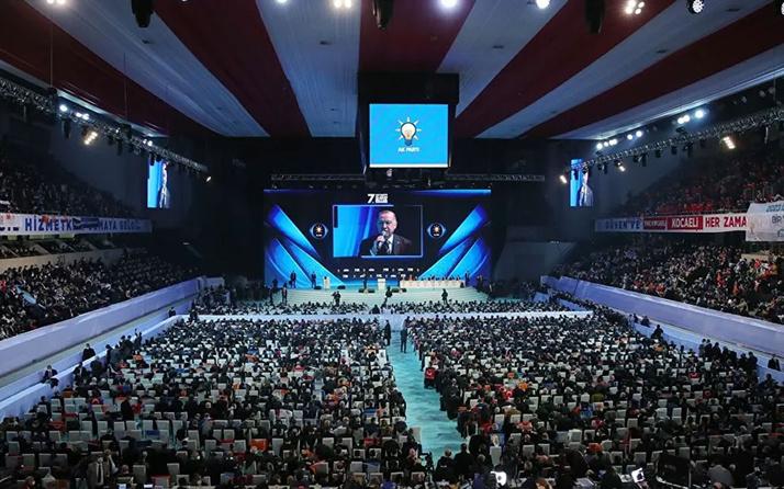 Tartışmalar devam ederken AK Parti kongresine kaç kişinin katıldığı belli oldu