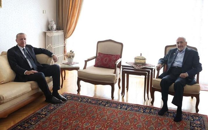 Saadet Partisi YİK Başkanı Oğuzhan Asiltürk, Erdoğan'ı arayıp tebrik etti