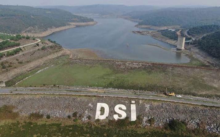 Sevindiren haber! İstanbul'un barajlarındaki su seviyesi yüzde 70'i aştı