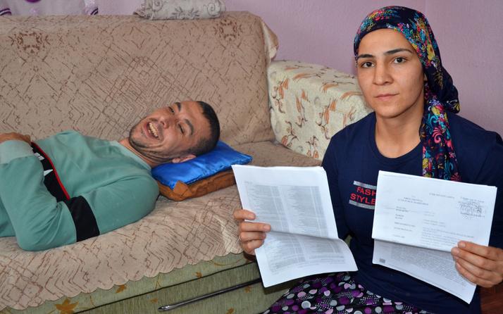 Antalya'da yıllar önceki hata hayatlarını kabusa çevirdi: Eşime bez bile alamıyorum