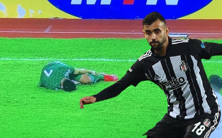 Beşiktaş'ın Cezayirli yıldızı Ghezzal'ın sağlık durumu belli oldu