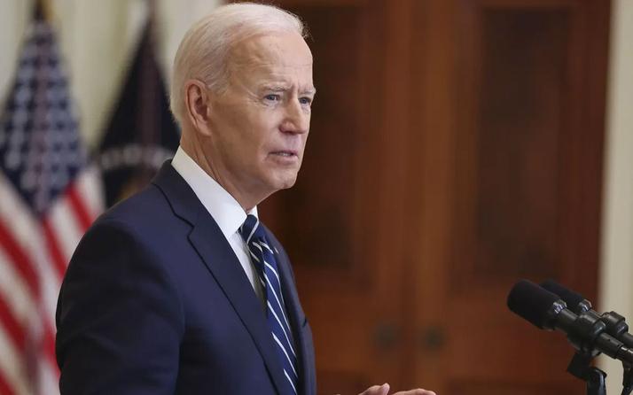 ABD Başkanı Joe Biden: Türkiye ile Rusya'nın yakın ilişkiler kurmasından endişeliyim