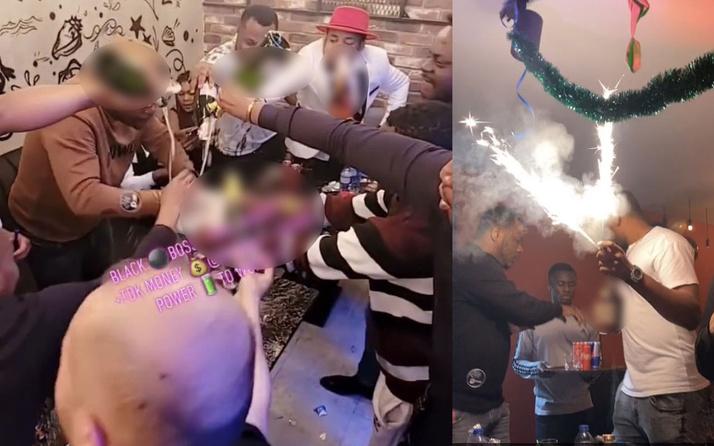 Esenyurt'ta Afrikalıların korona partisine polis baskını: Eğlendik yalan yok