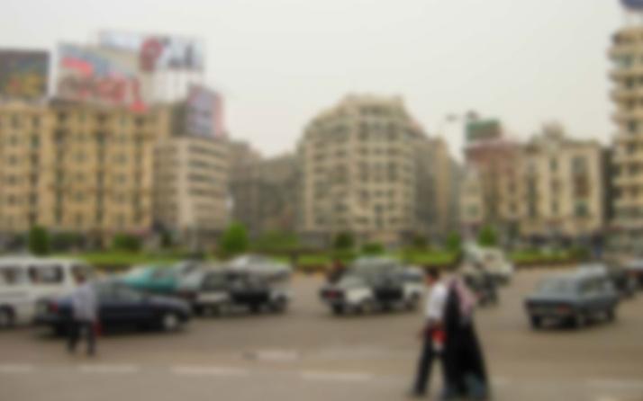 Mısır'da felaket felaket üstüne! Kahire'de 10 katlı bina çöktü 8 ölü var