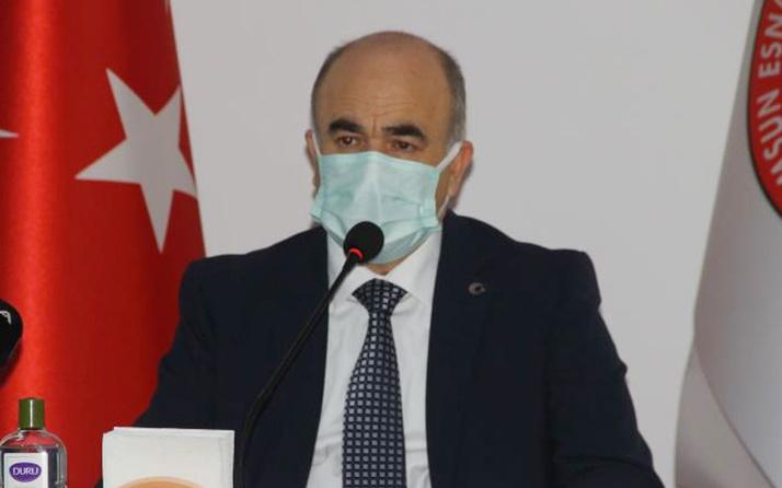 Samsun Valisi Zülkif Dağlı isyan etti: Maalesef pervasız tipler yüzünden gemimiz su alıyor