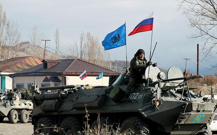 Ermenistan'dan Rus barış gücü açıklaması: Dağlık Karabağ'da mümkün olduğunca uzun kalmasını umuyoruz