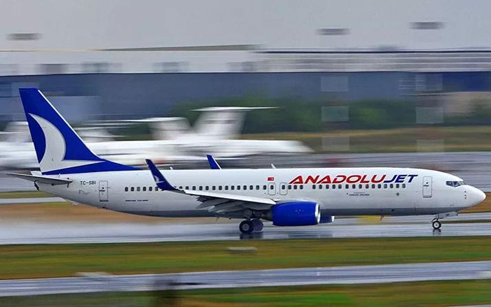AnadoluJet, Ankara-Moskova uçuşlarına yeniden başladı
