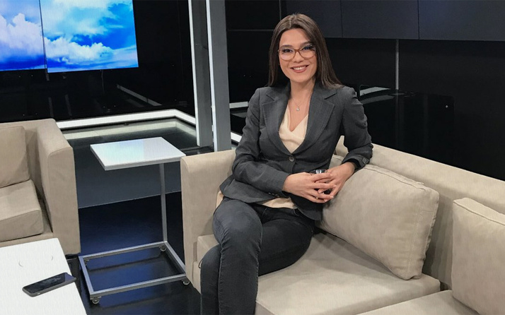 CNN Türk deneyimli spiker Büşra Sanay ile yollarını ayırdı