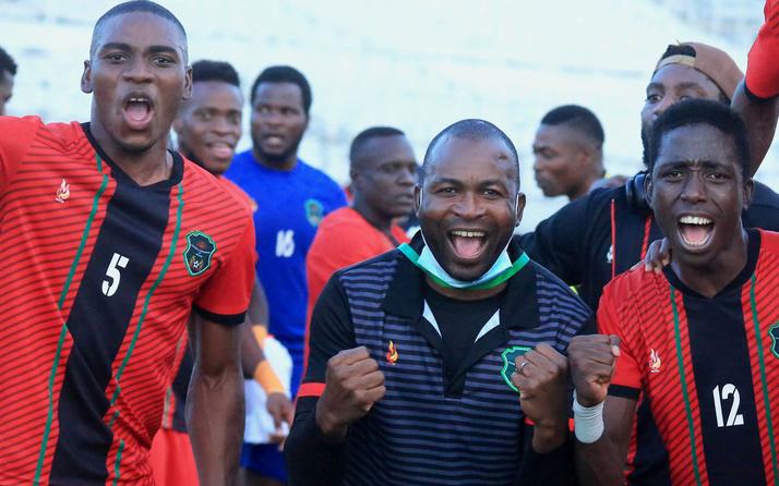Malavi halkının Afrika Uluslar Kupası sevinci