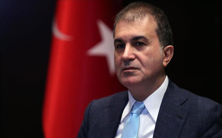 AK Parti Sözcüsü Ömer Çelik'ten orman yangınlarına ilişkin açıklama