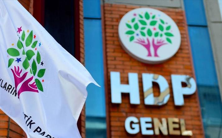 Kapatma davası iddianamesi tebliğ edildi HDP'den ilk hamle geldi