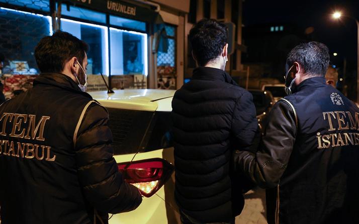 İstanbul merkezli 25 ilde FETÖ'nün TSK yapılanmasına yönelik operasyon