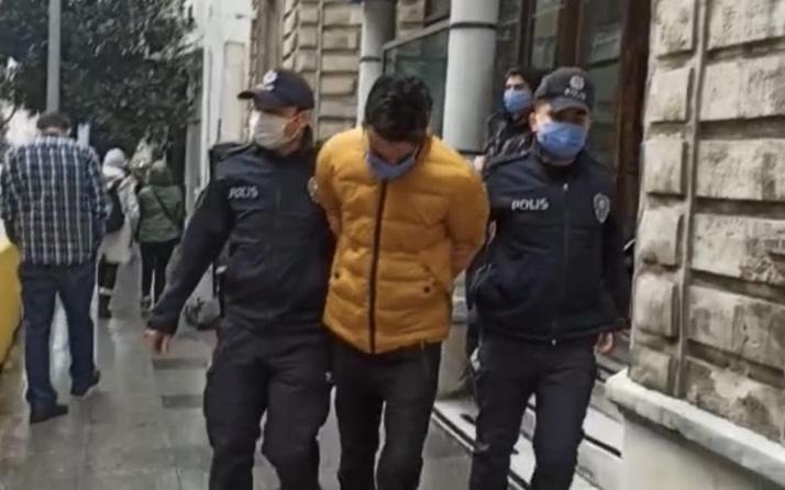 İstanbul'da 'Nişantaşı seri hırsızı' polis tarafından kıskıvrak yakalandı