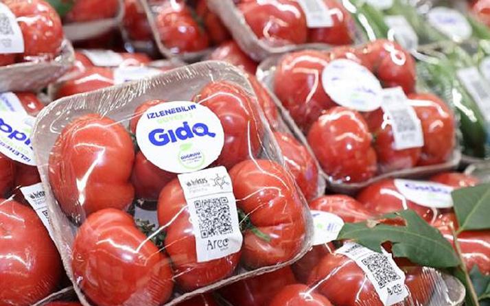Türkiye'de bir ilk! Sebzelerin tarladan sofraya gelişi QR Kod ile izlenecek