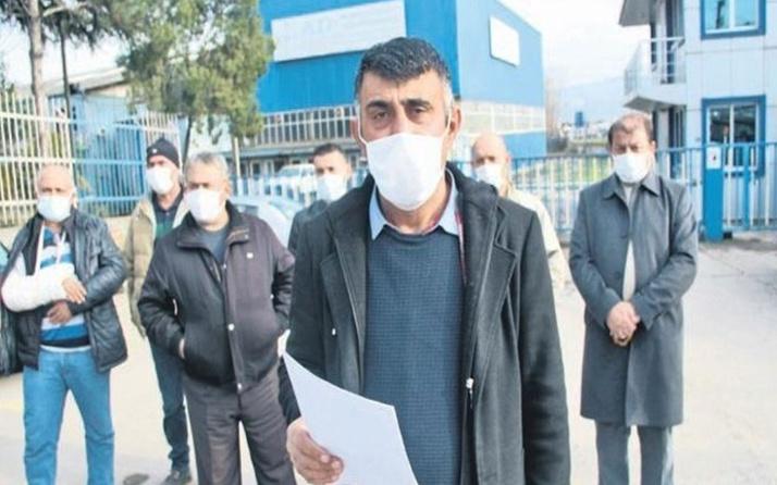 Cenaze töreninde haklarını helal etmeyen işçiler konuştu: 7 yıldır alın terimizin peşinden koşuyoruz