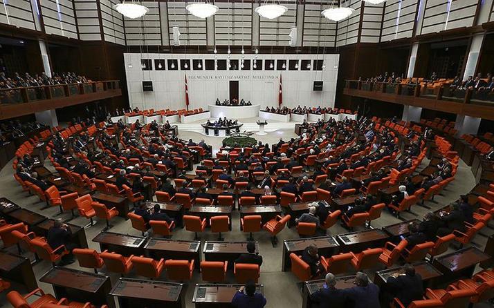 Genel Kurul'da ayrı ayrı ele alındı! CHP, HDP ve İYİ Partinin önerilerine ret