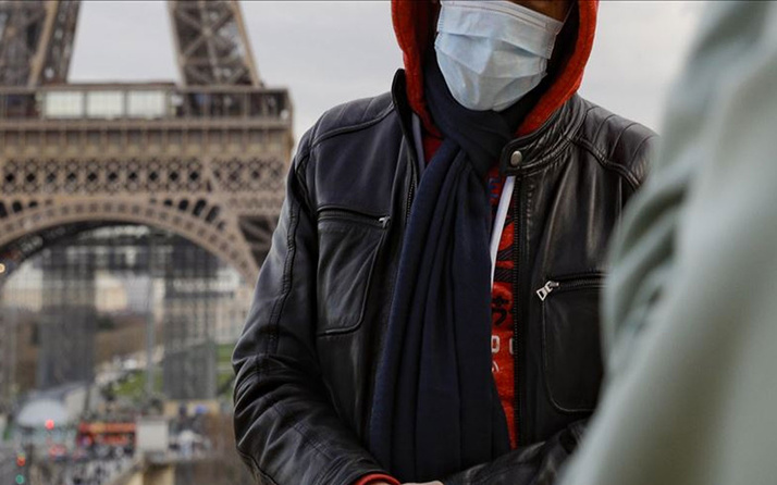 Fransa'da flaş Kovid-19 kararı! 3 Nisan'dan itibaren sokağa çıkma kısıtlaması uygulanacak