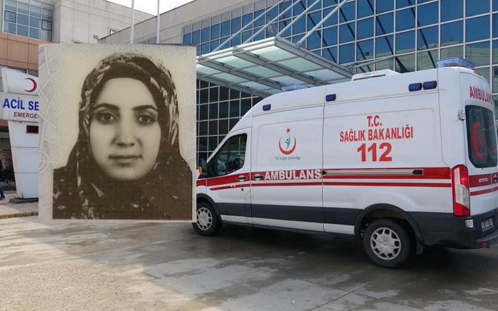 Tokat'ta boşanmak isteyen eşini 22 yerinden bıçakladı