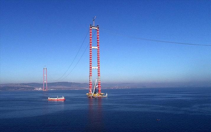 Bakan Adil Karaismailoğlu duyurdu! 1915 Çanakkale Köprüsü 18 Mart 2022'de açılacak