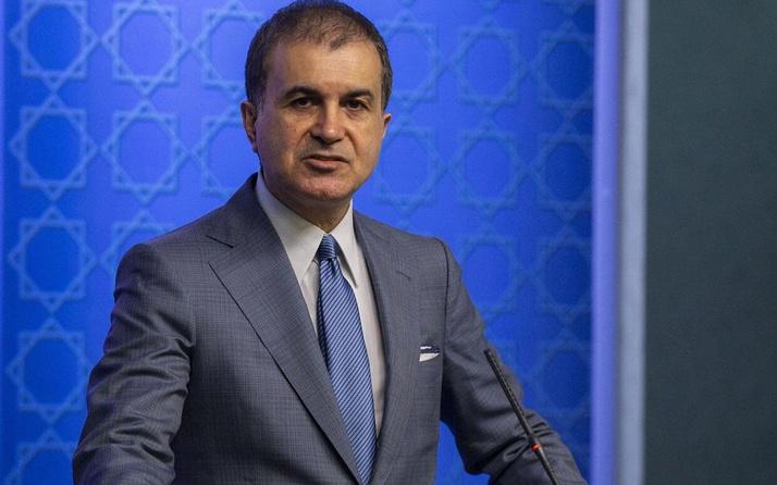 AK Parti Sözcüsü Ömer Çelik'ten Güney Kıbrıs Rum Kesimi'ne tepki