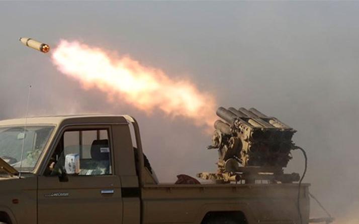 Irak'ta Balad Askeri Üssü'ne roketli saldırı
