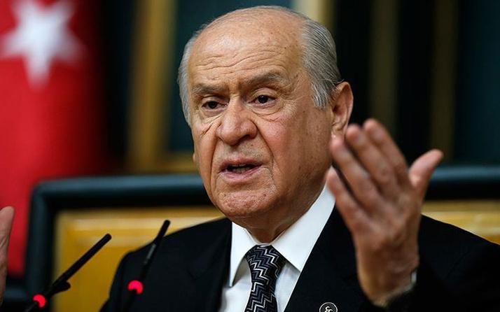 Devlet Bahçeli'den Anayasa Mahkemesi'ne sent sözler! 'Eğer HDP'yi kapatmaktan kaçınırsa...'