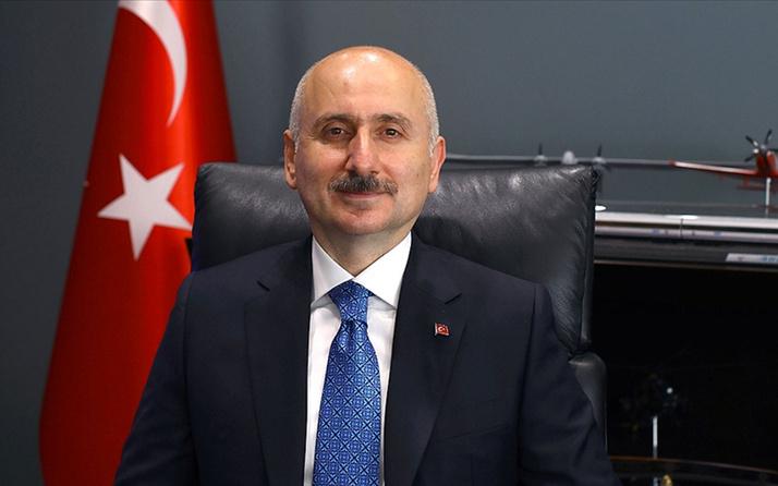Ulaştırma ve Altyapı Bakanı Adil Karaismailoğlu'ndan Kanal İstanbul açıklaması