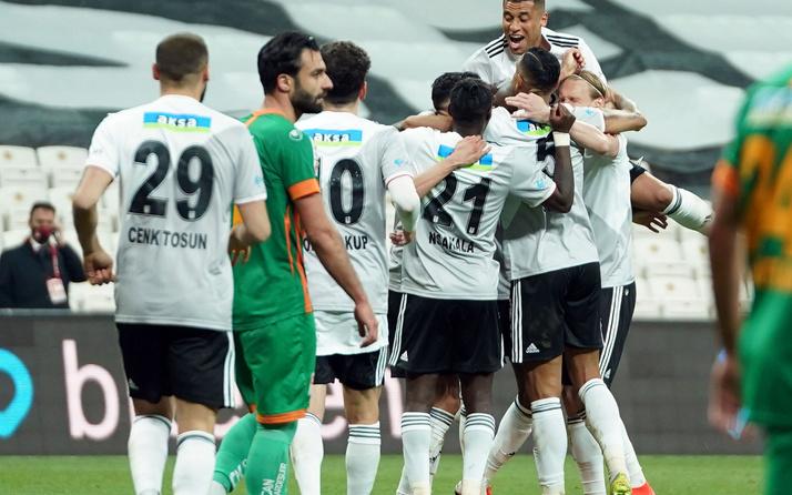 Lider Beşiktaş'ın konuğu Hatayspor! İki isim geri dönüyor