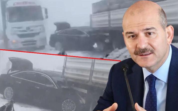 """AK Partili milletvekilinin """"Acil yardım bekliyoruz"""" çağrısına Süleyman Soylu'dan cevap geldi"""