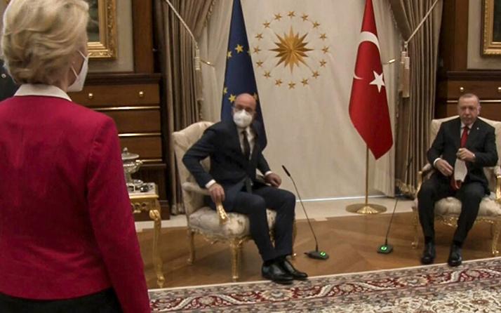 Der Spiegel, AB başkanlarının Türkiye ziyaretindeki protokol krizinin detaylarını yazdı