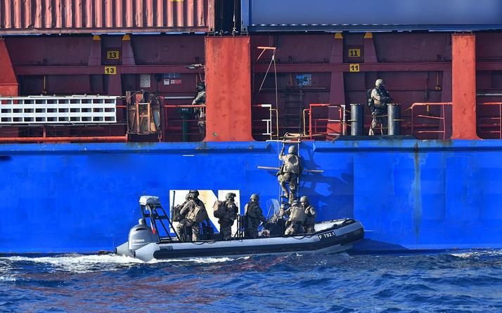 Türk gemisine Libya'da şok baskın! Fransızlar 5 gün sonra duyurdu