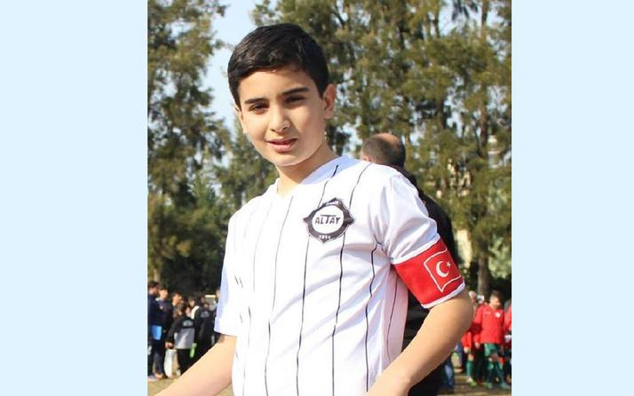 Şehit polis memuru Fethi Sekin'in oğlu Burak Tolunay milli takımda