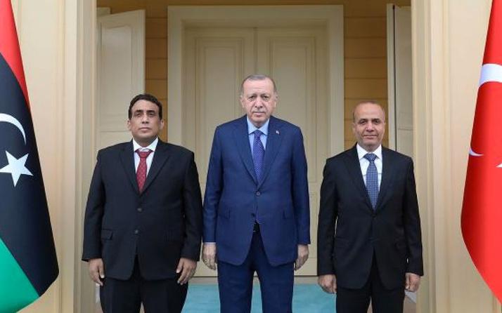 Libya Başbakanı Dibeybe'den 14 bakanla Türkiye çıkarması! Türk şirketler dönüyor