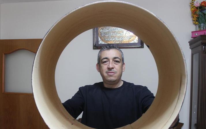 Bursa'da tamir için usta bulamadı kendisi üretti! 500 TL'ye satıyor