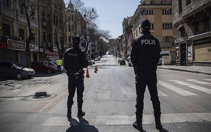 İçişleri Bakanlığı genelgeyi yayınladı! İşte sokağa çıkma kısıtlamasından muaf olan kişiler