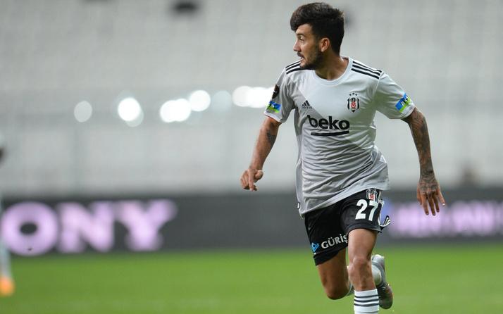 Beşiktaş'ın Ümraniyespor'a kiraladığı Atakan Üner sakatlandı