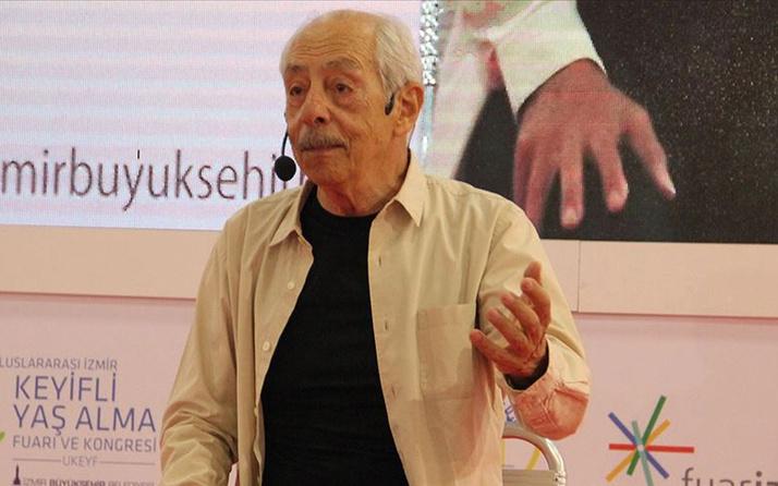 Genco Erkal 'Cumhurbaşkanı'na hakaret'ten ifadeye çağrıldı!