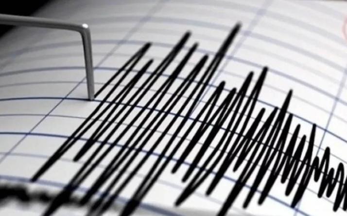 Elazığ'da 3.4 büyüklüğünde deprem meydana geldi