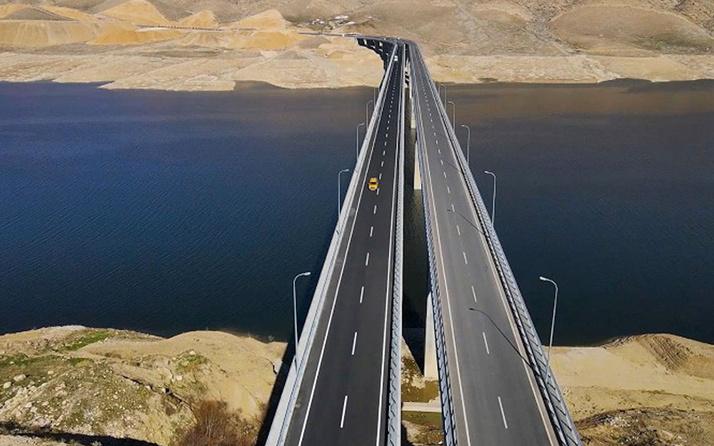 Hasankeyf-2 köprüsünün yapımı bitti! Erdoğan bugün açılışını yapacak